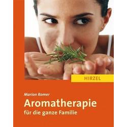 Aromatherapie für die ganze Familie