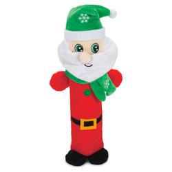 Beeztees Weihnachtsspielzeug Plüsch Santa Claus groß