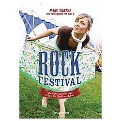 Mme Zsazsa  Rock-Festival. Mme Zsazsa  - Buch