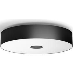 Philips Hue LED Deckenleuchte Fair, LED Deckenleuchte, schwarz, 3000 Lumen
