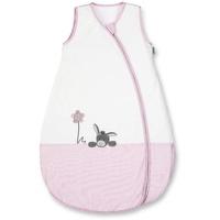 STERNTALER Sommerschlafsack Emmi Girl weiß-rosa / Esel, 70