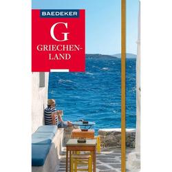 Baedeker Reiseführer Griechenland - Neu 2020|Griechenland