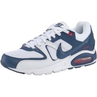 Nike Men's Air Max Command white/mystic navy/cardinal red 42