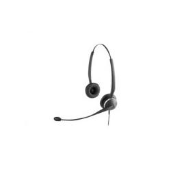 Jabra GN Netcom 2100 Flex-Boom Duo Headset On-Ear (2129-82-04)