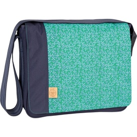 Lässig Casual Messenger Bag Blossy navy