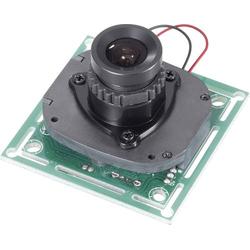 BC-713 Platinenkamera 720 x 576 Pixel 12 V/DC