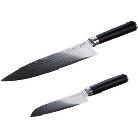 Echtwerk Damaszener Messerset 2-tlg.