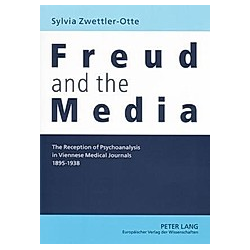 Freud and the Media. Sylvia Zwettler-Otte  - Buch