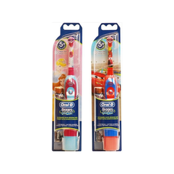 Oral B Elektrische Zahnbürste Stages Power Kids-Zahnbürste Disney Batterie
