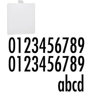 Paulmann 94253 Hausnummerntafel Weiß