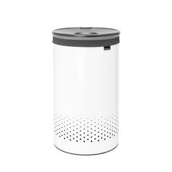 Brabantia 60-Liter-Wäschebox, Weiß