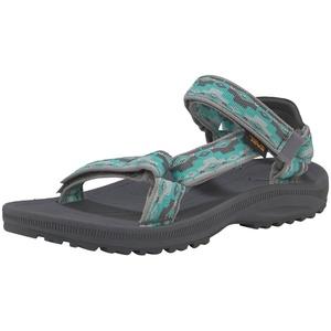 Grün Sport Teva Damen Winsted Wanderschuhe Trekking Outdoor Schuhe Sandalen