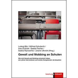 Gewalt und Mobbing an Schulen: Buch von