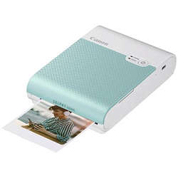 Canon SELPHY Square QX10 mintgrün Fotodrucker mintgrün