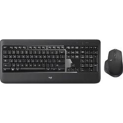 Logitech MX900 Wireless Performance Combo Funk, Bluetooth® Tastatur, Maus-Set Deutsch, QWERTZ, Wind