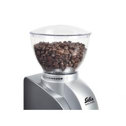 SOLIS Kaffeemahlwerk Scala, silver dust
