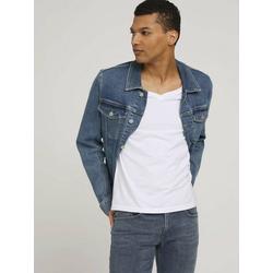 TOM TAILOR Denim Jeansjacke Vintage Jeansjacke L