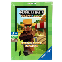 Ravensburger Spiel, Ravensburger Minecraft Builders & Biomes - 1.