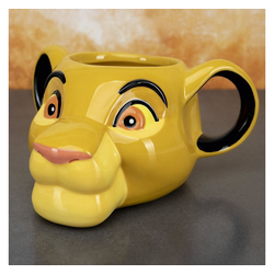 Disney The Lion King Tasse Disney Simba 3D Becher