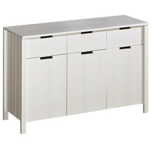Kommode Sideboard TOMI Massivholz Kiefer