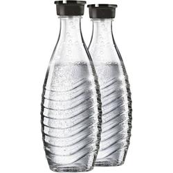SodaStream Reise-Wasserkocher Sodastream Glaskaraffe DuoPack, 615 l