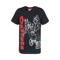 The AVENGERS T-Shirt Marvel Avengers T-Shirt für Jungen 104/110