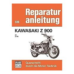 Kawasaki Z 900   -  Z1 / Z1B; . - Buch