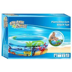 Splash & Fun Babyplanschbecken Beach Fun, Ø 70cm