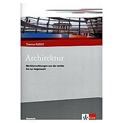 Architektur - Buch