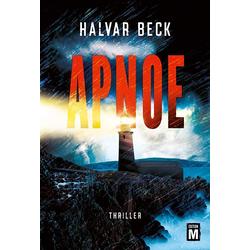 Apnoe als Buch von Halvar Beck