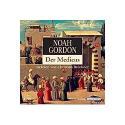 Der Medicus Band 1: Der Medicus (Audio-CD) - Hörbuch