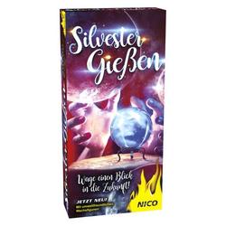 Silvester Gießen 8-teilig 7807
