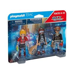 Playmobil® Spielfigur PLAYMOBIL® 70670 Figurenset Ganoven