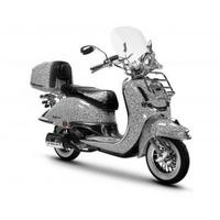 Burnout EasyCruiser Basic 50 cc/m 3,0 PS 25/km zebra