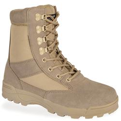 bw-online-shop Swat Boots camel, Größe 39