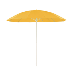 Pagodenschirm Sonnenschirm mit Seilzug ohne Schirmständer