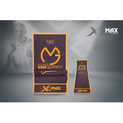 XQMAX Dartscheibe Michael Van Gerwen Dartmatte, 237x80cm