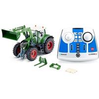 SIKU Traktor Fendt 933 Vario mit Frontlader und Bluetooth-Fernsteuermodul RTR 6796