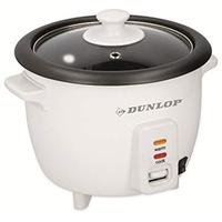 Dunlop 12194 Reiskocher 300 W, 0,6 l