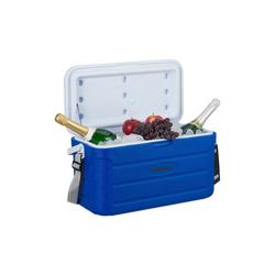 relaxdays Aufbewahrungsbox Kühlbox 20 l mit Tragegurt, PE