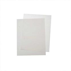 Transferpapier, Blatt 21,5x28 cm, Weiß, 12 Blatt