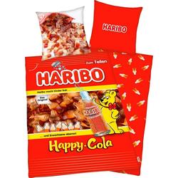 Wendebettwäsche Haribo Happy Cola, HARIBO, mit tollem Motiv