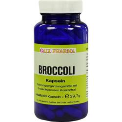 Broccoli Kapseln