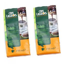 """Gemahlener Kaffee Set """"Subtil"""", 2 x 250 g"""