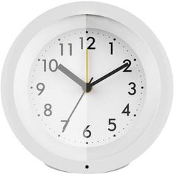 Techno Line Model X Wecker Weiß Alarmzeiten 1