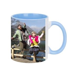 Personalisiert Fototasse Farbwechseleffekt Kaffeetasse Magische Fotos Tasse mit Thermoeffekt Cup Bedruckt mit Text und Bild