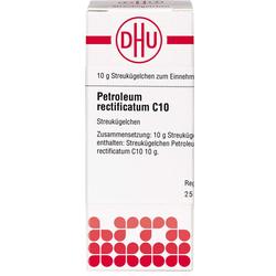 PETROLEUM RECTIFICATUM C 10 Globuli 10 g