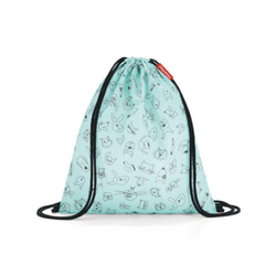 reisenthel® mysac kids cats and dogs mint