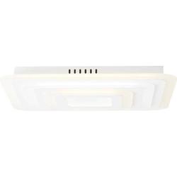 Brilliant Selenis G96986/05 LED-Deckenleuchte Weiß (matt) 40W