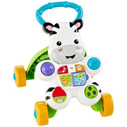 Fisher-Price® Lauflernhilfe Lern mit mir Zebra Lauflernwagen